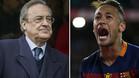 Florentino P�rez fracas� al intentar fichar a Neymar