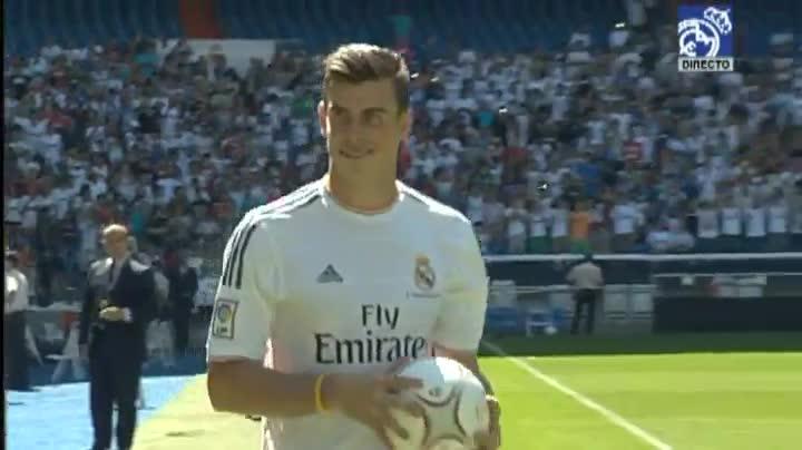Bale, el fichaje m�s caro de la historia del Madrid: �100 millones!