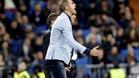 """Garitano: """"El descuento iba a ser hasta que marcara el Madrid"""""""
