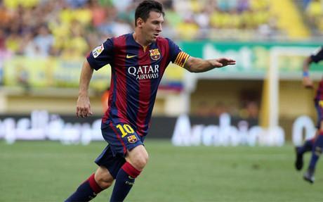 Messi, el mejor asistente de toda Europa