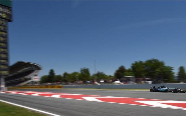 Colau reduce a la mitad la subvenci�n al Circuit de Barcelona