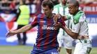 Mikel Arruabarrena se marcha del Eibar siete temporadas después
