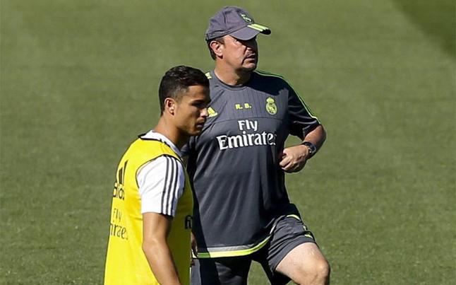 Ronaldo thừa nhận ủng hộ việc sa thải Benitez