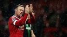 Rooney aplaude a De Gea