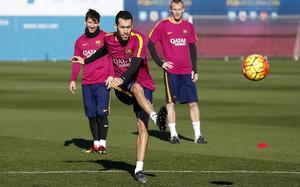 El Barça está ante una semana exigente
