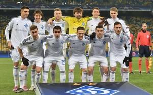 Alineación del Dinamo de Kiev