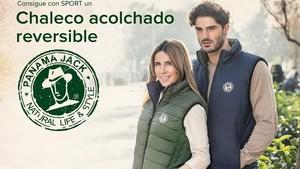 Chaleco Reversible Panama Jack