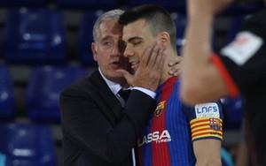 Sergio Lozano regresó contra el Xota tras su lesión