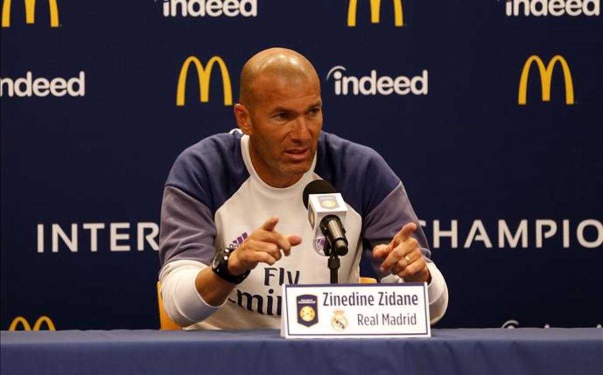 Zidane eres el mejor entrenador del mundo (ES)