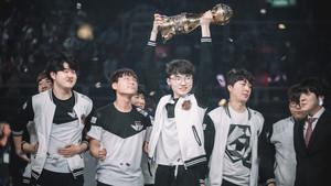 SKT T1 salió vencedor del MSI 2017