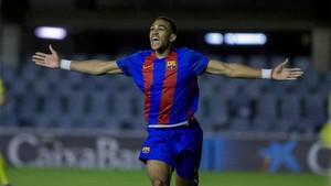 Mboula se le escapa al Barcelona
