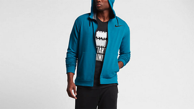 Sudadera de entrenamiento con capucha Nike Dry
