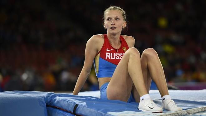 Tres atletas rusas solicitan a la IAAF competir de manera individual