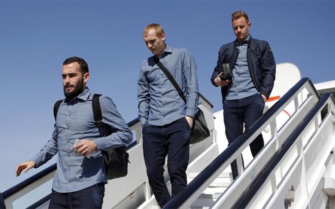 Bartomeu no se ha desplazado con la expedici�n del FC Barcelona a Alemania