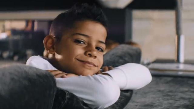 Cristiano Junior lanza su propia marca de ropa