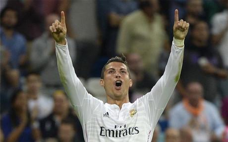 El récord madridista de Cristiano Ronaldo
