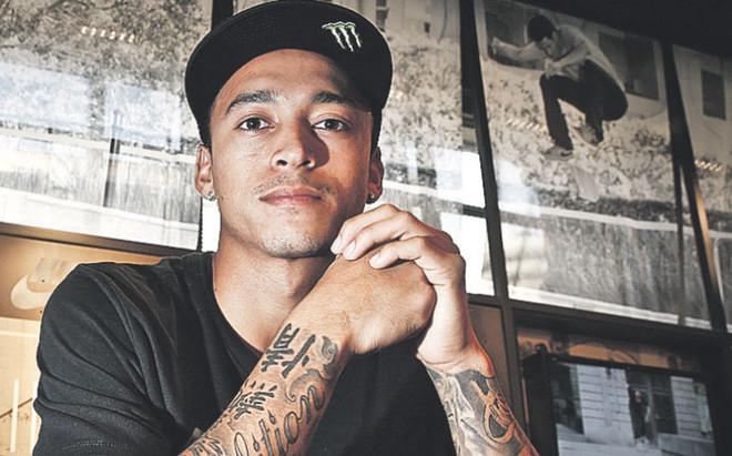 Este joven skater de 21 a�os es una aut�ntica instituci�n a nivel mundial