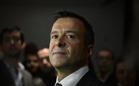 Jorge Mendes, inquieto con la actividad de 'Football Leaks'