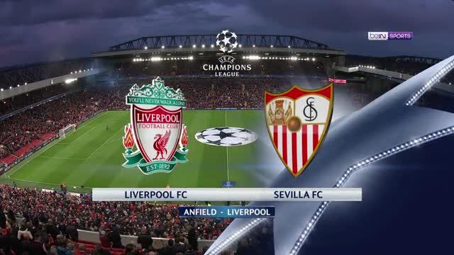 LACHAMPIONS   Liverpool, 1 - Sevilla, 1