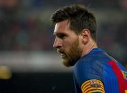 Leo Messi recibió un gran homenaje tras su exhibición en Madrid