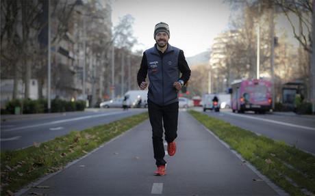 Ha logrado grandes victorias en Ultra Trail y acumula premios en las principales carreras de monta�a