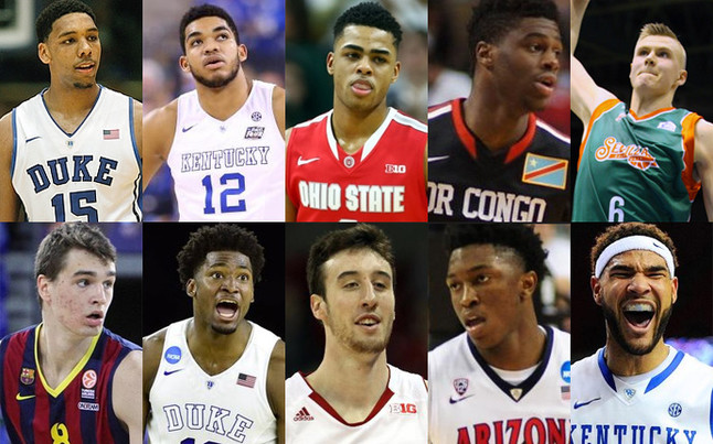 El 1x1 del Top 10 del Draft 2015 de la NBA