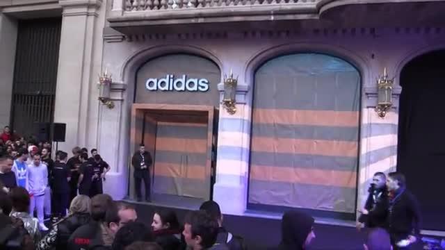 adidas tienda en barcelona