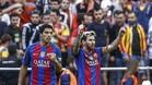 La Liga denuncia graves insultos contra el Bar�a y Messi