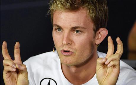 Nico Rosberg, piloto de Mercedes
