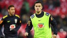 La maniobra de Thiago Silva con Coutinho