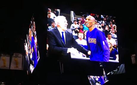 Respeto absoluto por Kobe en San Antonio