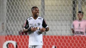 Robinho milita ahora en el Atlético Mineiro