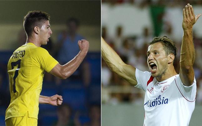 Sevilla FC y Villarreal CF se cruzarán en octavos de final de la Europa League