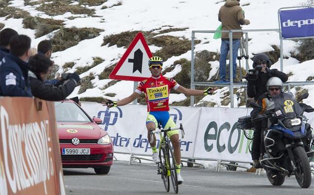 Victoria incontestable de Alberto Contador