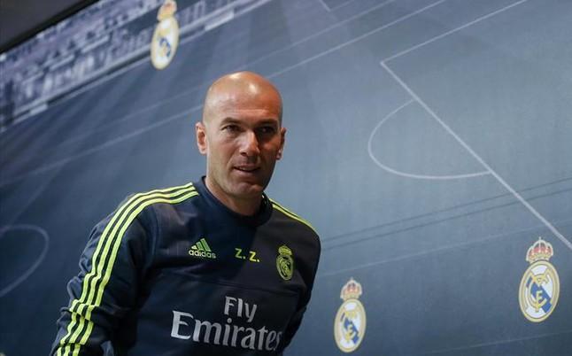 Sigue en directo la rueda de prensa de Zinedine Zidane