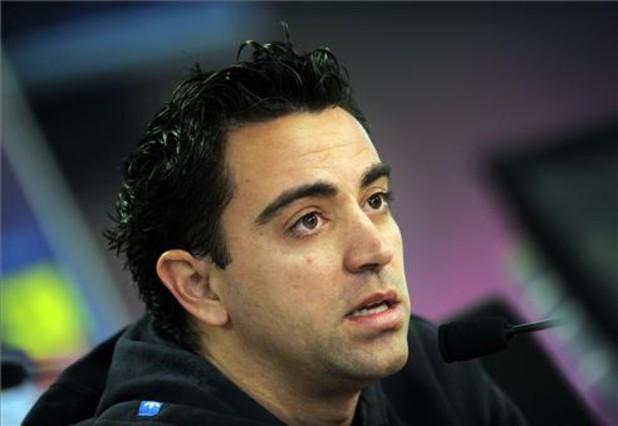 """Xavi: """"Los árbitros han perjudicado más que beneficia"""
