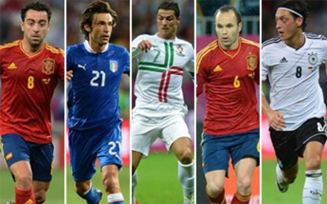 De la Eurocopa saldría el próximo Balón de Oro