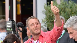 Lapo Elkann, administrador no ejecutivo de Ferrari
