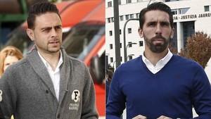 Sergio García y Jorge Molina, liberados del caso Osasuna