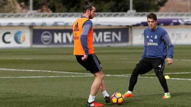 El Real Madrid prepara el partido que disputarán ante el Villareal