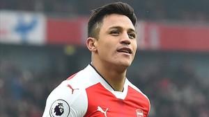 Sevilla o Atlético podrían ser el próximo destino de Alexis