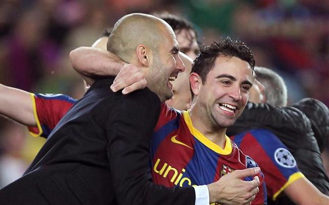 Xavi desvela un fichaje de Guardiola (ES)