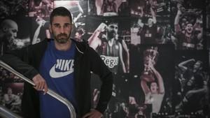 Juan Carlos Navarro pasó revista a la situación del basket azulgrana