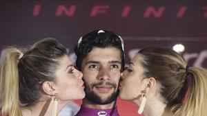 No hay quién pueda con Gaviria en los sprints del Giro