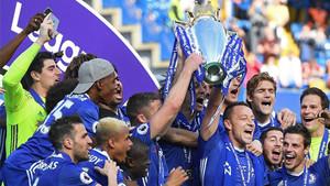 El Chelsea volvió a saborear el título de campeón