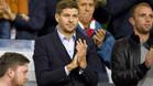 Gerrard, toda una institución en Anfield