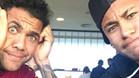 Finaliza la tortura para Neymar y Dani Alves