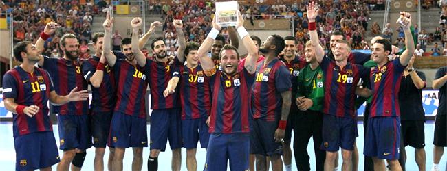 El Bar�a, campe�n de la Supercopa