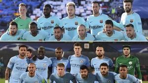 FC Barcelona y Manchester City, los equipos más en forma y efectivos de Europa en estos momentos