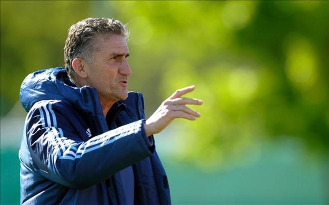 Bauza confirma la lista de convocados para enfrentarse a Brasil y Colombia